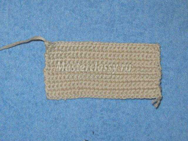 Летняя сумка, вязаная крючком