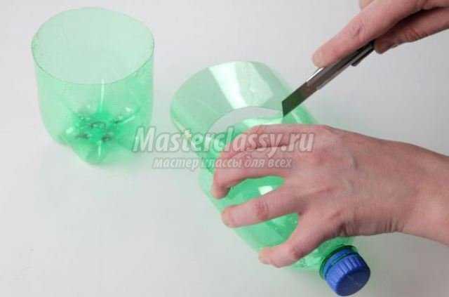 Копилка из пластиковой бутылки своими руками