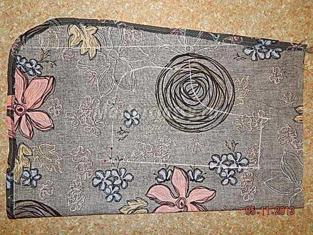 фартук и прихватка из ткани своими руками для мамы