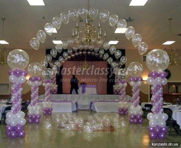 арка для свадьбы