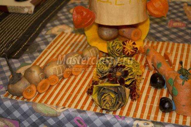 домик с фотографиями поделка в садик