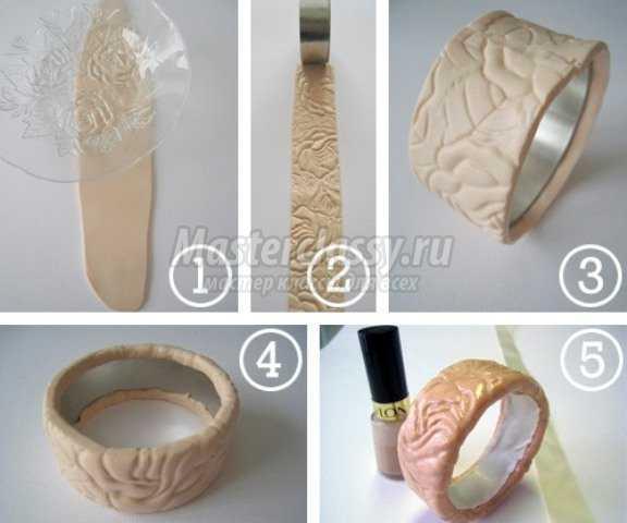 Ювелирная глина своими руками