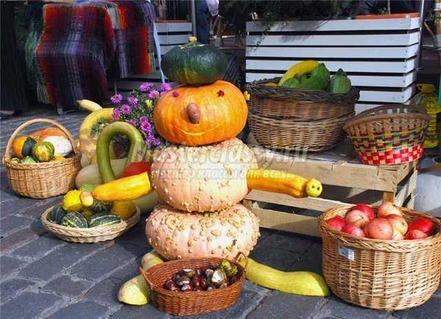 Детские поделки на тему овощи и фрукты
