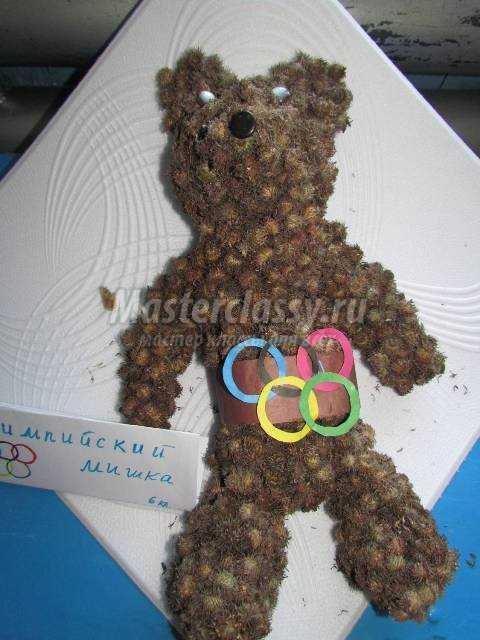 Олимпийские поделки