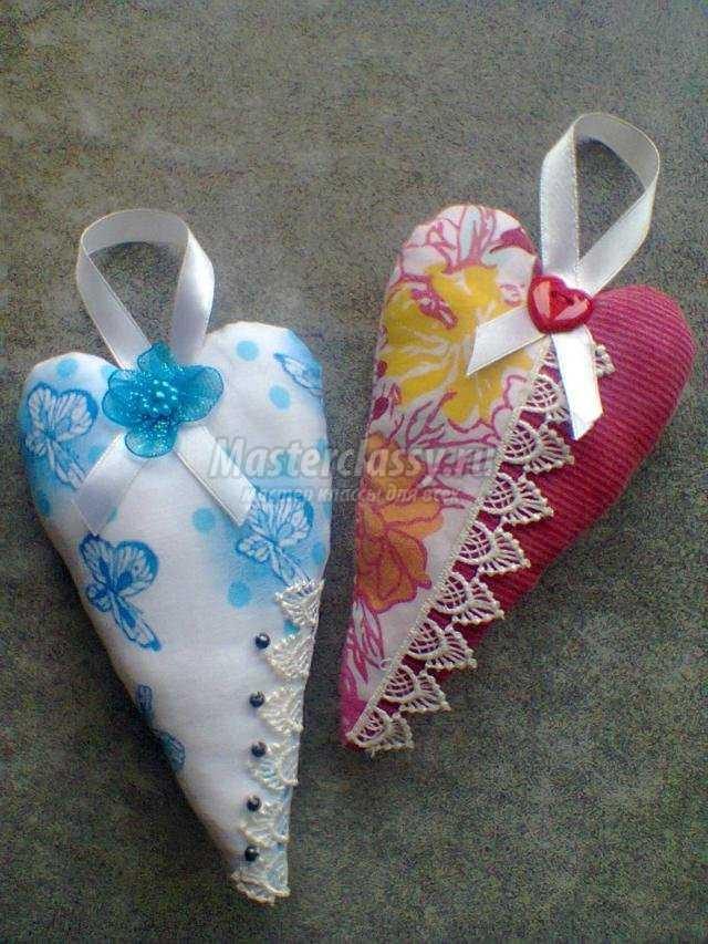 Игрушки из ткани тильда