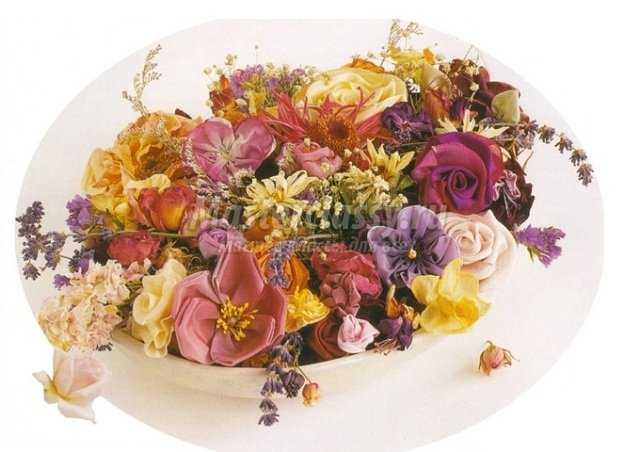 Цветы своими руками тюльпаны