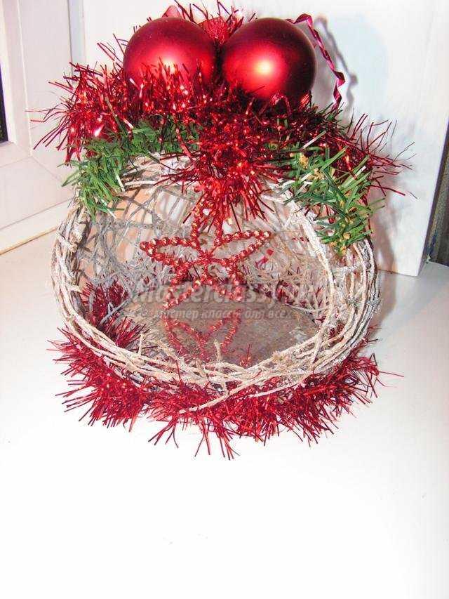 Новогодний шар с фото внутри своими руками фото 57