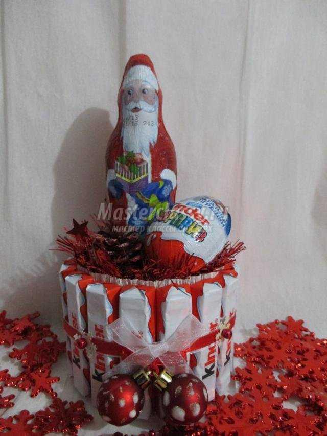 Торт на год своими руками