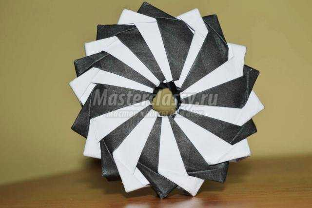 модульное оригами жираф пошаговая инструкция - фото 2