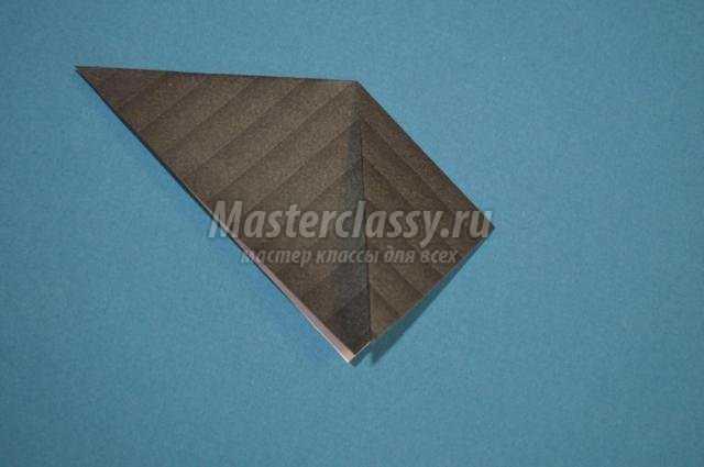 модульное оригами жираф пошаговая инструкция - фото 5