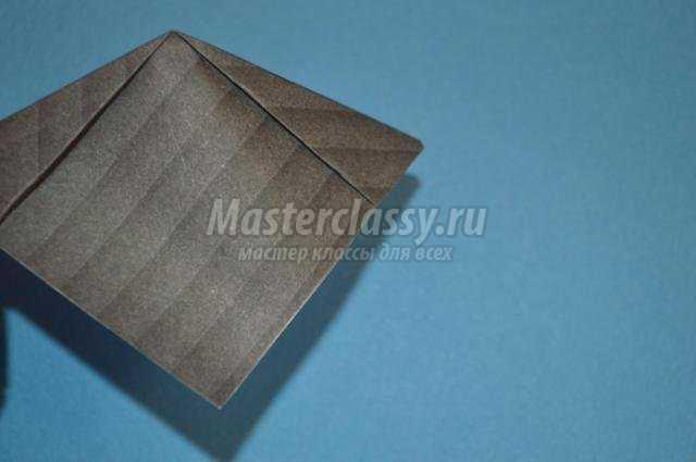 модульное оригами жираф пошаговая инструкция - фото 9