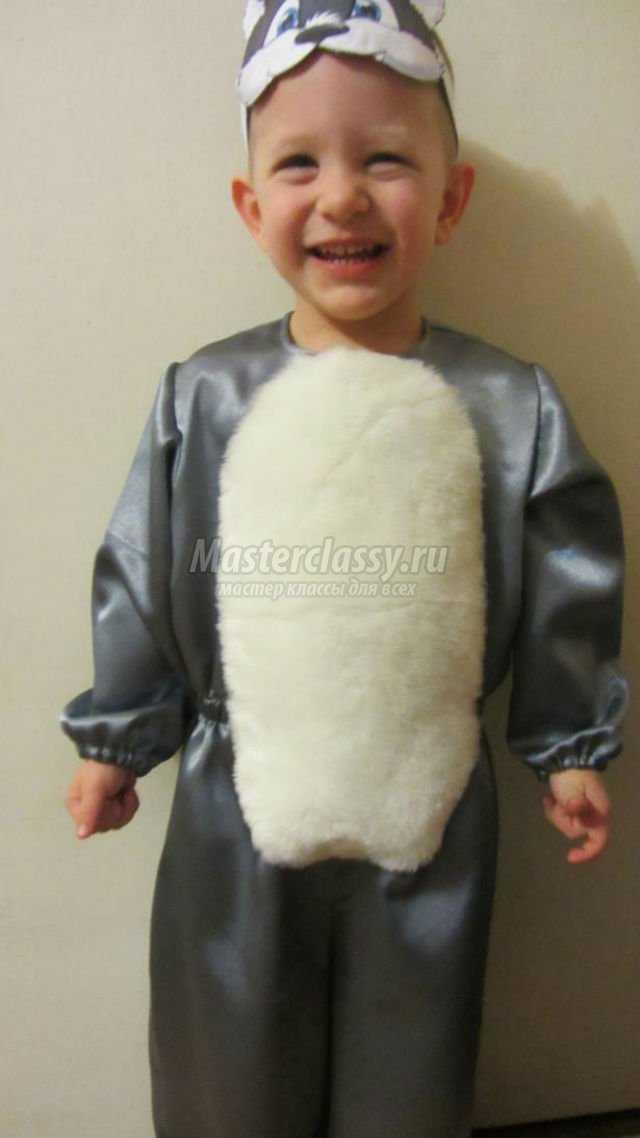 Детский костюм рябинка своими руками фото 450
