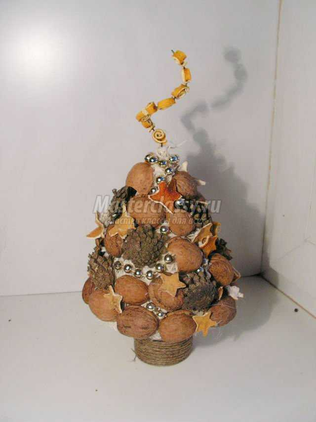 Эко елка своими руками поделка из 95