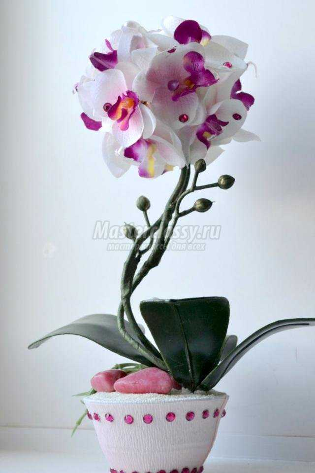 Как связать цветы крючком, мастер - класс с фото, пошагово 6