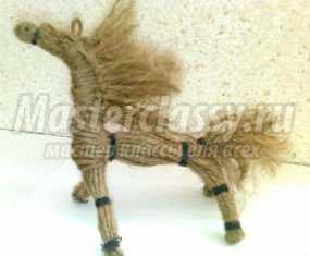 Конь юлий своими руками фото 904