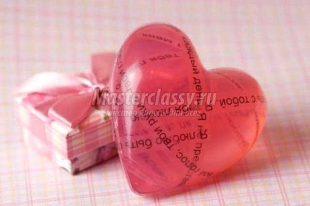 Коробочки сердечки своими руками