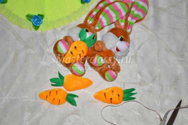Игрушки летние своими руками
