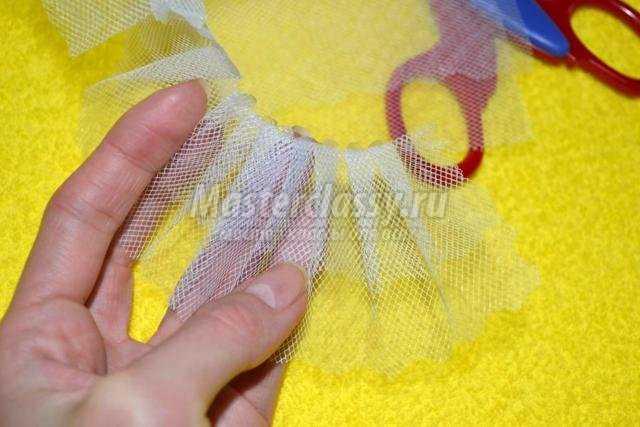 Розочки с атласных лент своими руками