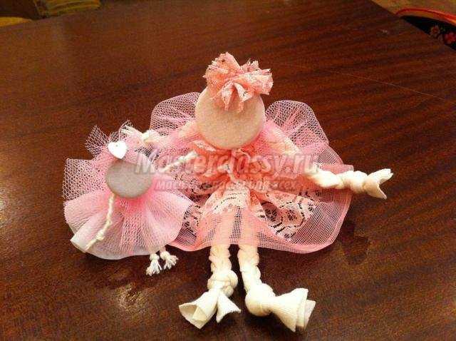 Кукла из трикотажа своими руками