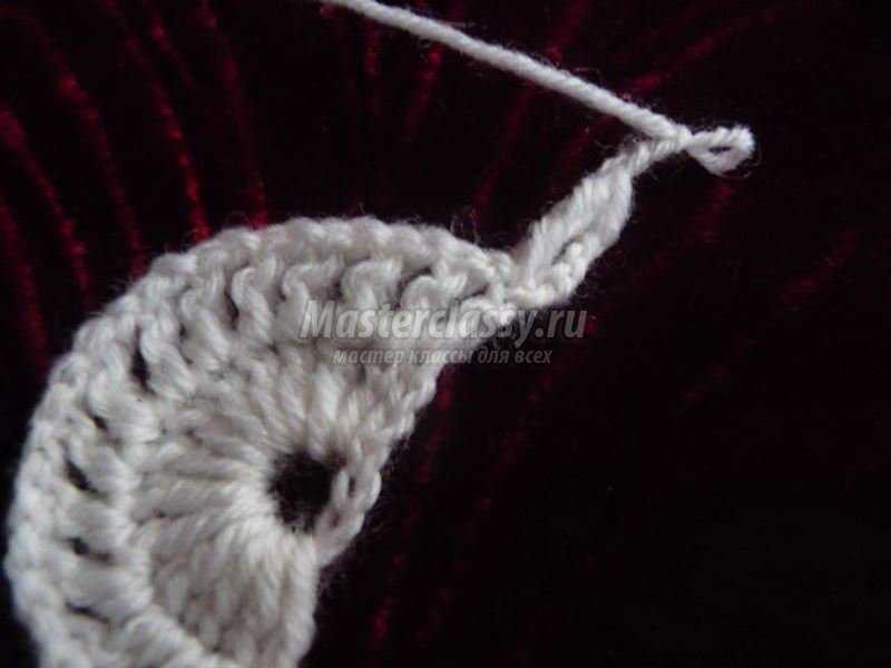 Вязание МК бактус