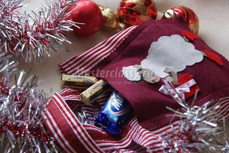 Упаковка подарков 2015
