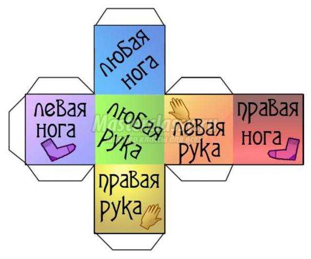 Кубики игральные своими руками