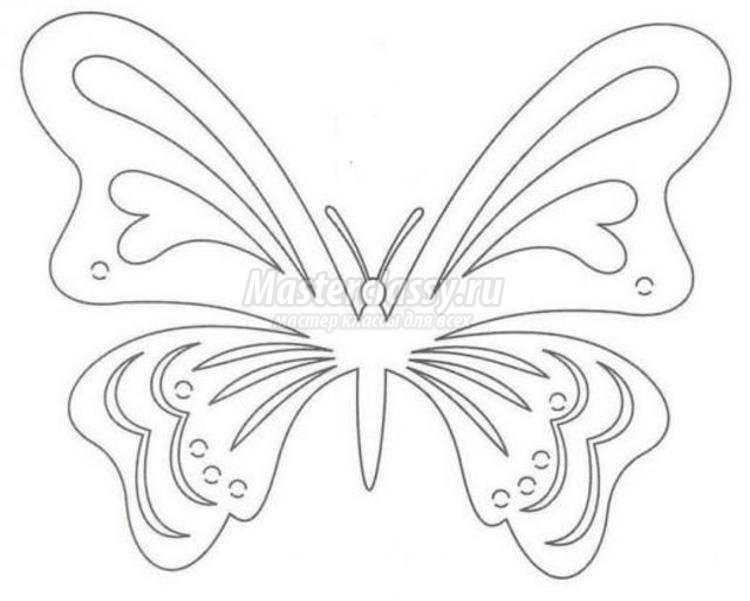 Киригами открытка шаблоны цветы