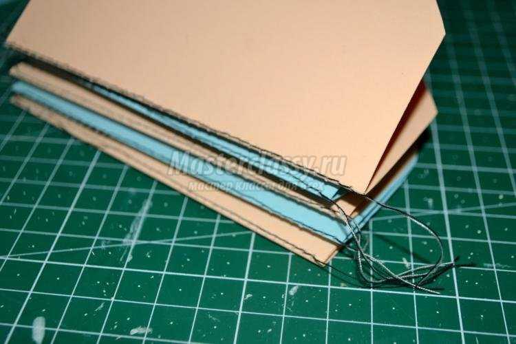 Как сделать записную книжку большую