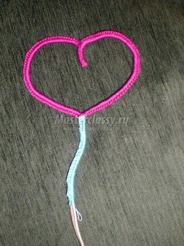 Как сделать топиарий сердечко фото 896