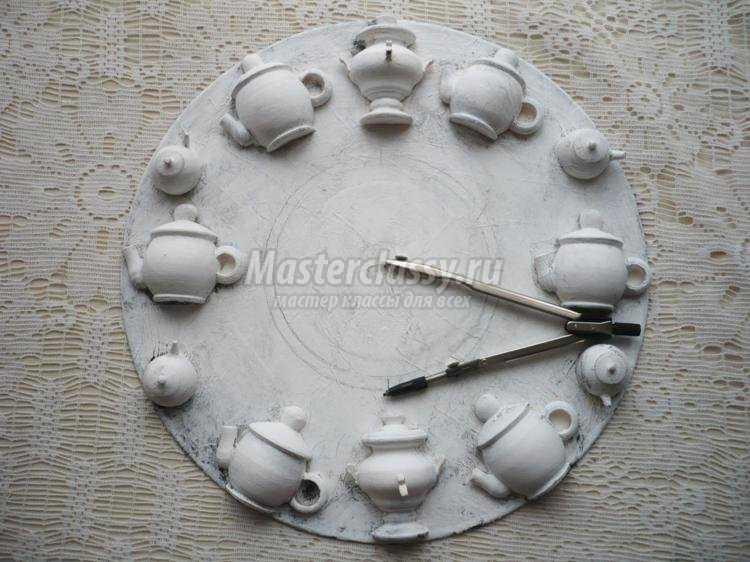 часы из виниловой пластинки своими руками. Чаепитие
