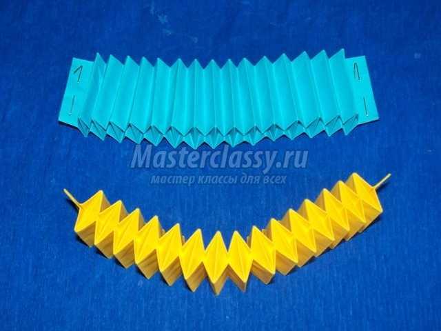 Основное действие в оригами