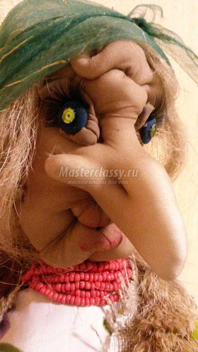 скульптурные куклы своими