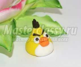 3d игрушки из пластики. angry birds