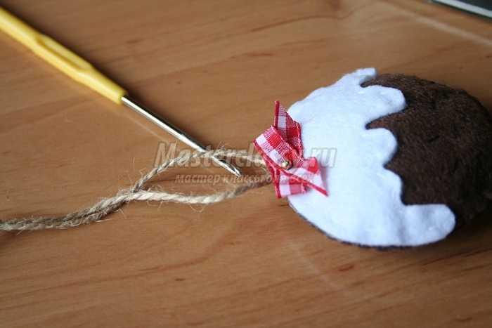 Новогодний мастер-класс: игрушки на елку своими руками