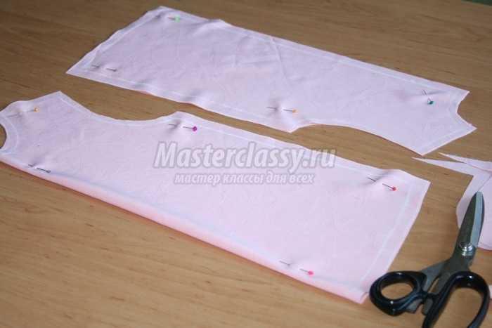 Как сшить платье своими руками с пошаговое