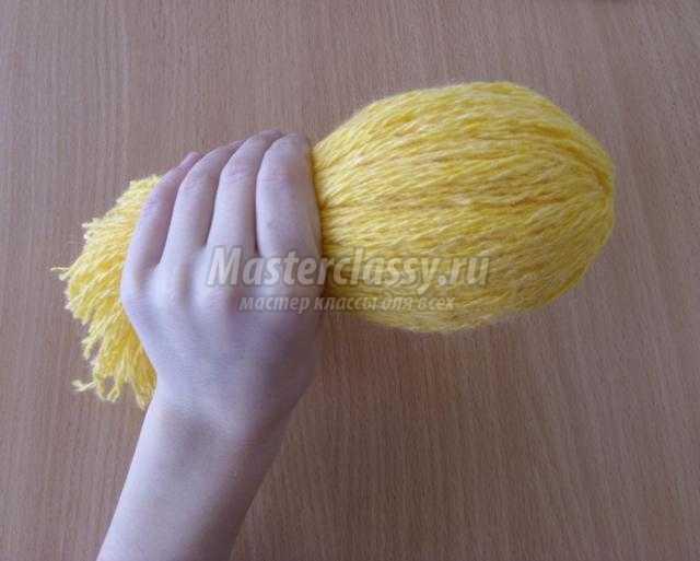 Сетка из нитки своими руками
