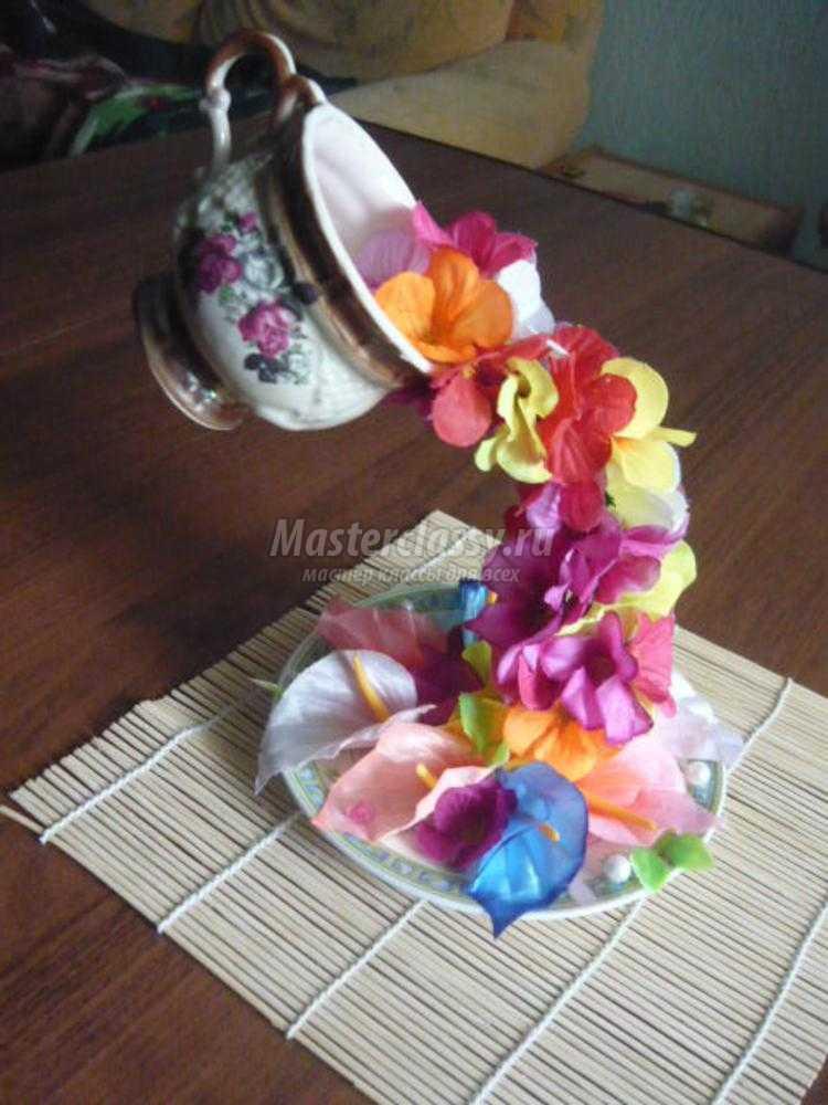 Искусственные цветы своими руками из бумаги фото 167