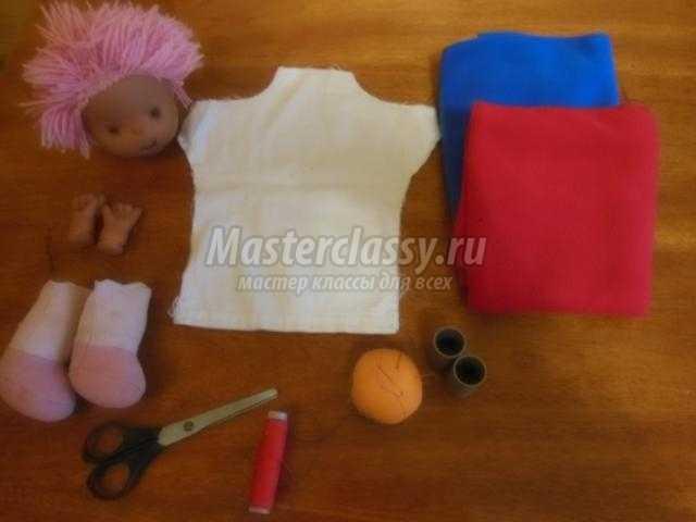 Пошив кукол для кукольного театра мастер класс