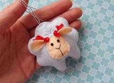 Игрушку овечку своими руками