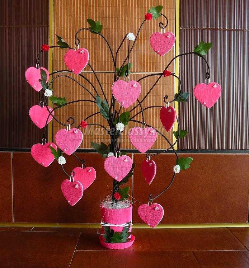 дерево ручная работа