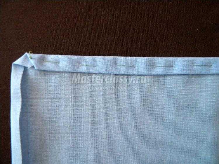 салфетка из ткани своими руками