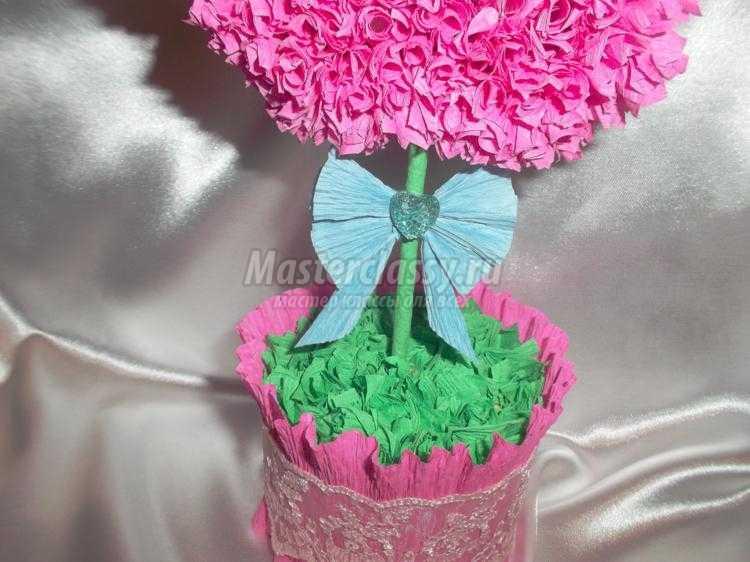 Цветок для торцевания