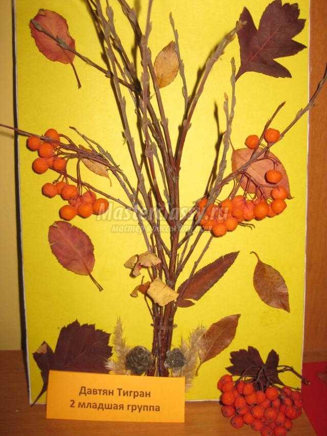 Поделки из пластилина в детский сад на тему осень 68