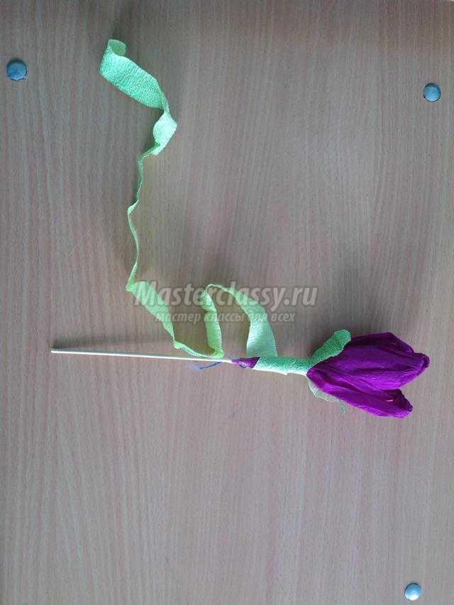 цветы из конфет чупа-чупс своими руками