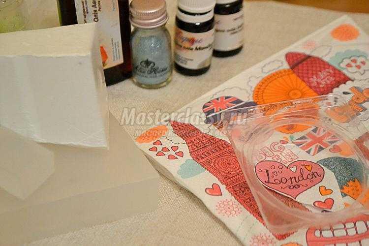 Мыло своими руками с картинками фото 4