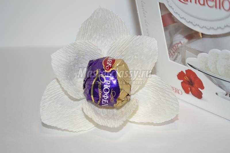 конфетный подарок