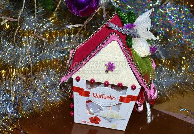 Какой можно сделать подарок из коробки