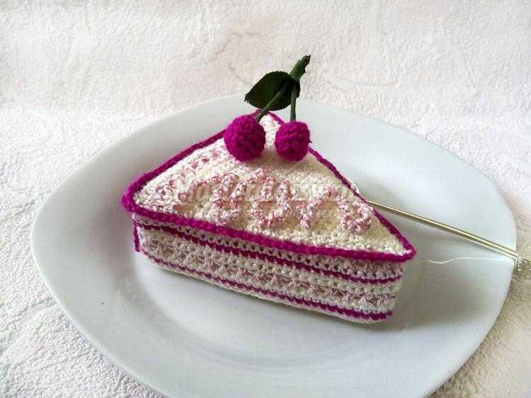 Кусочек тортика