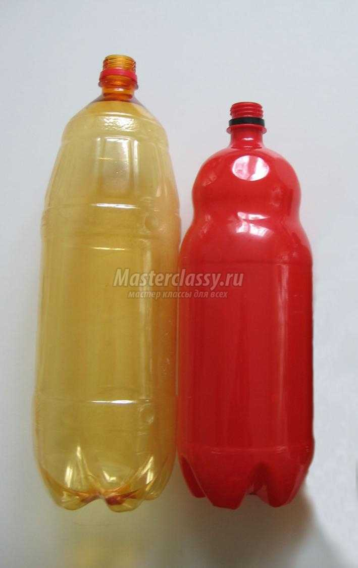 Как сделать цветок из пластиковых бутылок. Мастер-класс Как Делать Цветы из Пластиковых Бутылок