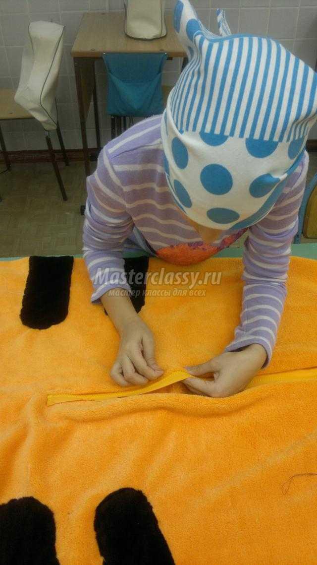пижама в стиле кигуруми